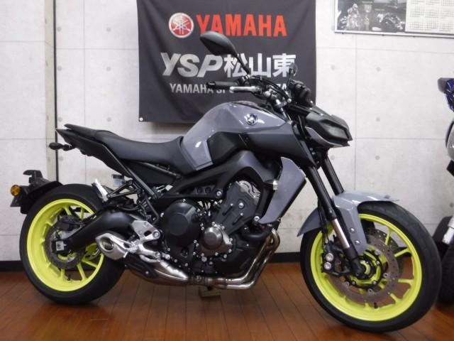 ヤマハ MT-09・ABSの写真1