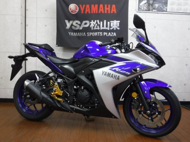 ヤマハ YZF-R25の写真1