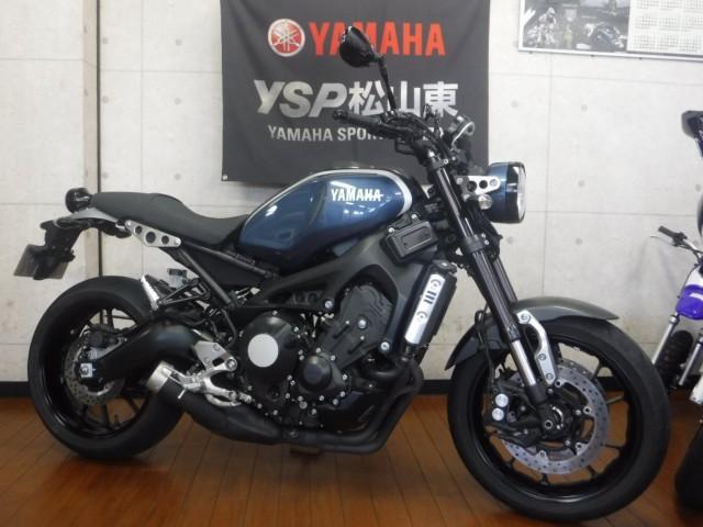 ヤマハ XSR900の写真1