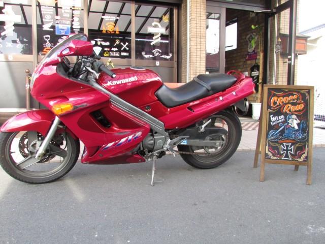カワサキ ZZ-R250の写真1