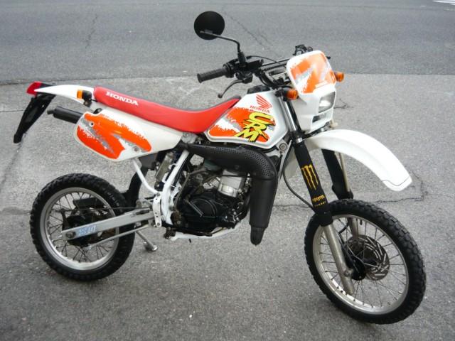 ホンダ CRM80の写真1