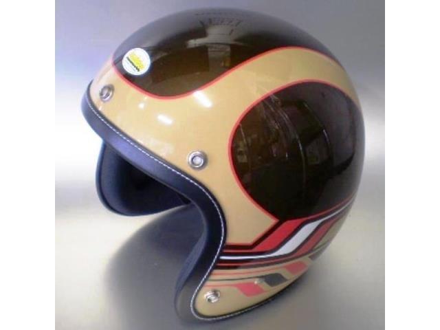 パーツ BumBleBee ジェットヘルメット BBHM-SP8の写真1
