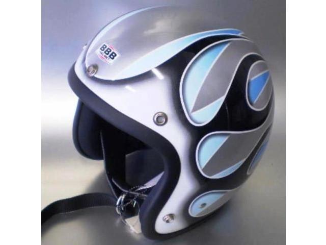 パーツ BumBleBee ジェットヘルメット BBHM-SP9の写真1
