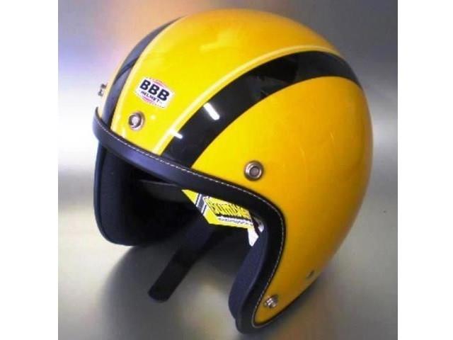 パーツ BumBleBee ジェットヘルメット BBHM-X1の写真1