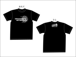 モミTee Sprocket Black