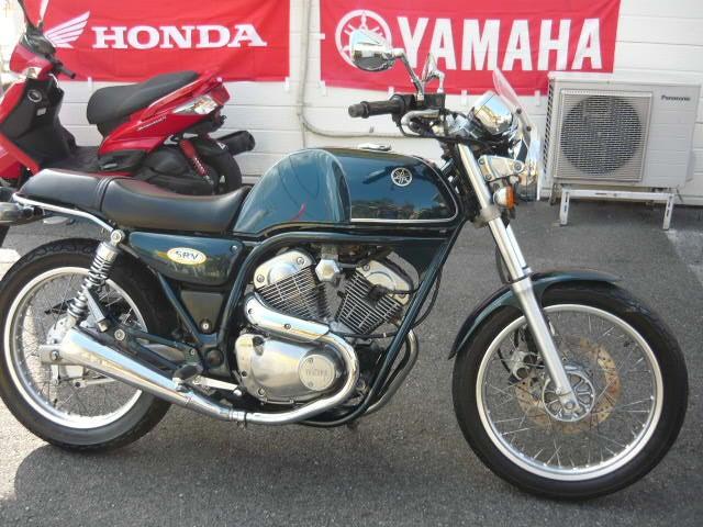 ヤマハ SRV250の写真1